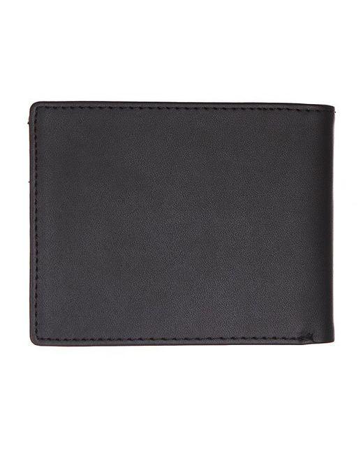 Кошелек Addiss Wallet Black Etnies                                                                                                              чёрный цвет