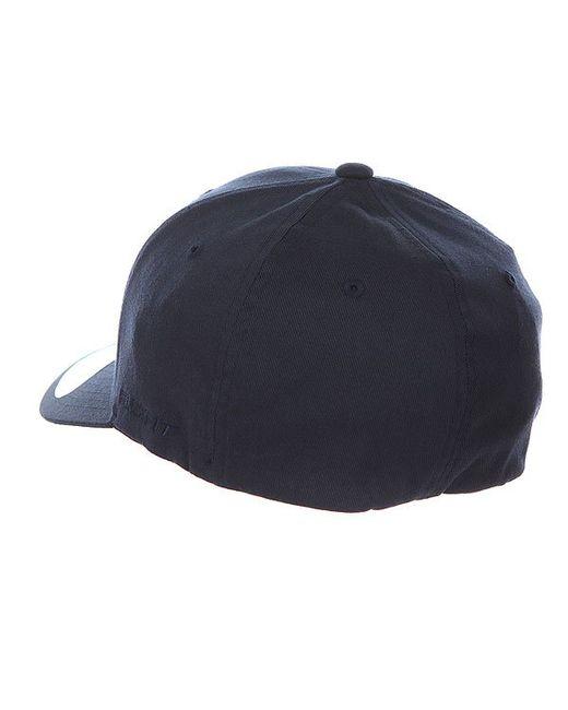 Бейсболка Классическая 6277 Navy Yupoong                                                                                                              синий цвет