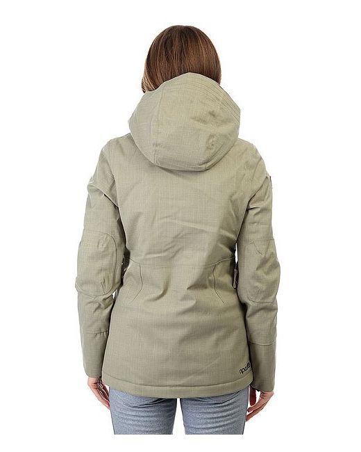 Куртка Slack Gum Vetiver Rip Curl                                                                                                              серый цвет