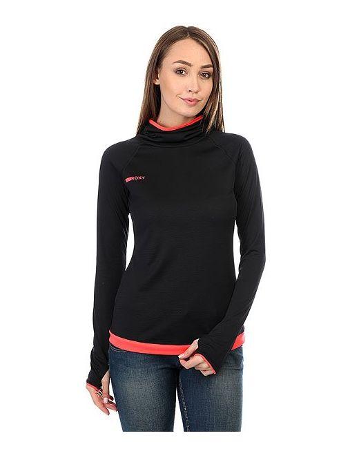 Толстовка Сноубордическая Stretch True Roxy                                                                                                              чёрный цвет