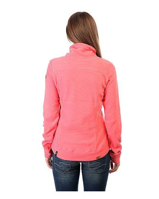 Толстовка Сноубордическая Drifted Paradise Roxy                                                                                                              розовый цвет