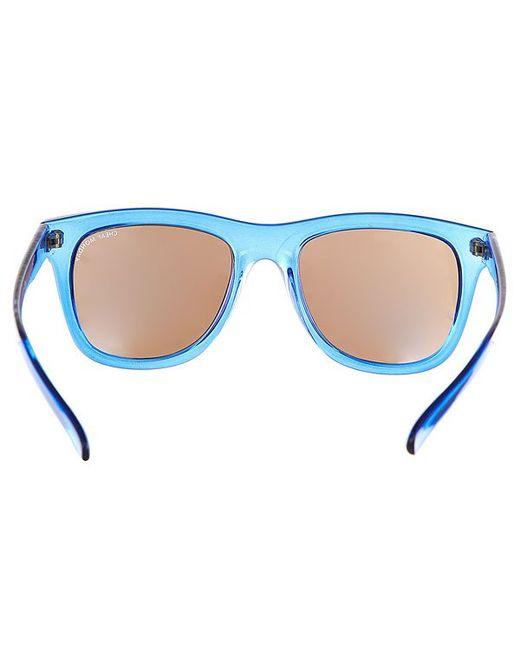 Очки Timeless B- Cheap Monday                                                                                                              голубой цвет