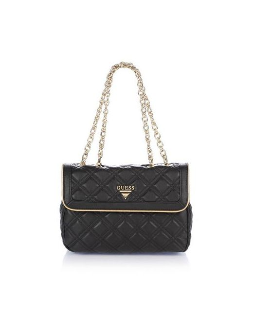 Сумка Gold Cage Medium Flap Guess                                                                                                              None цвет