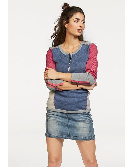 Пуловер KangaROOS                                                                                                              None цвет