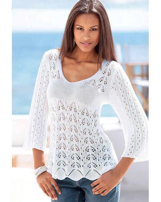 Пуловер CHILLYTIME                                                                                                              None цвет