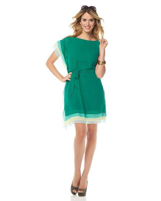 Платье Асимметричного Покроя От Vince Camuto                                                                                                              None цвет