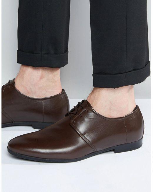 Туфли Дерби Hugo By Pariss Коричневый Hugo                                                                                                              коричневый цвет