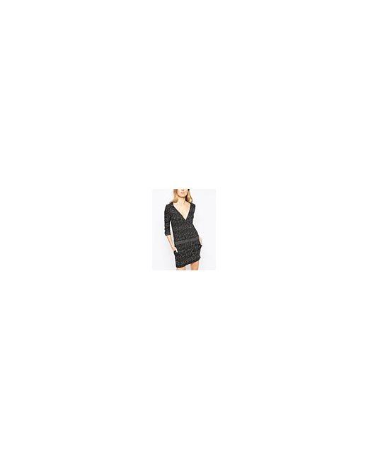 Платье В Стиле Милитари С Принтом Perry Ba&Sh                                                                                                              Noir цвет