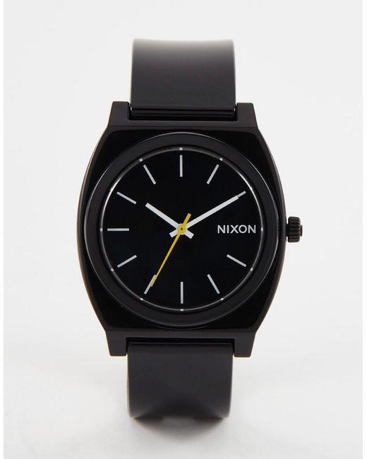 Часы Time Teller A119 Черный Nixon                                                                                                              чёрный цвет