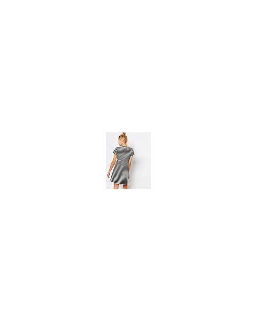 Облегающее Платье В Полоску С Вышитыми Розами Lazy Oaf                                                                                                              многоцветный цвет