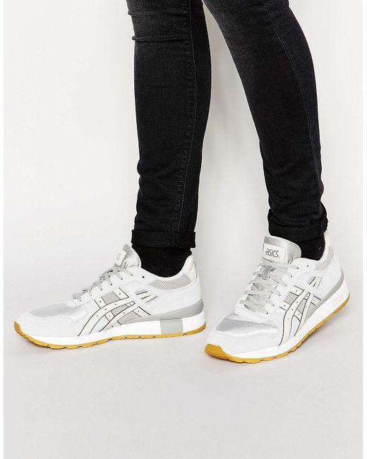 Кроссовки Gt-Ii Asics                                                                                                              серый цвет