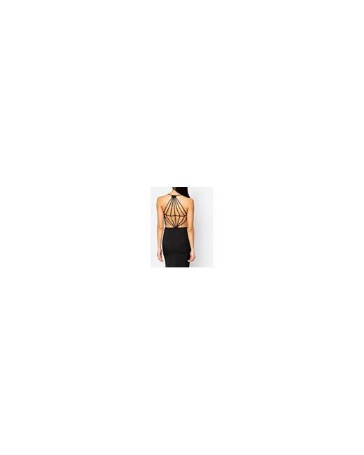 Платье Макси С Глубоким Вырезом Спереди И 8th Sign                                                                                                              чёрный цвет
