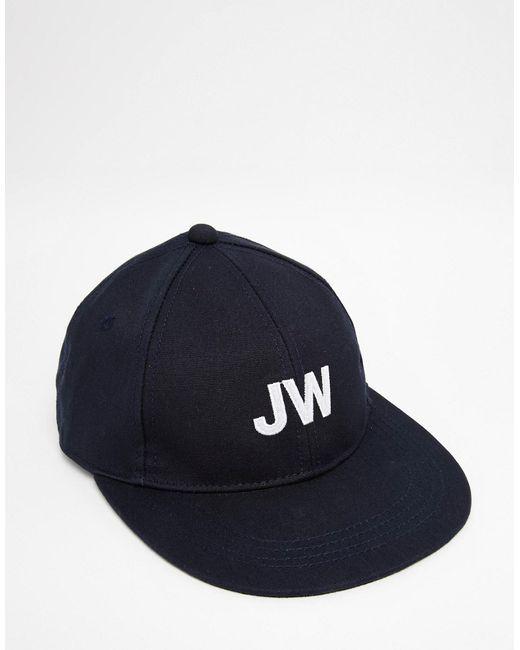 Бейсболка Enfield Темно-Синий Jack Wills                                                                                                              синий цвет