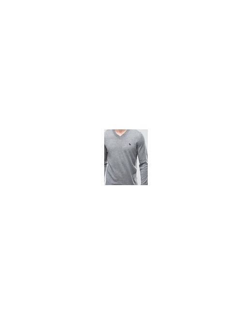 Abercrombie Fitch Jumper Pop Icon Fine Knit Abercrombie and Fitch                                                                                                              None цвет