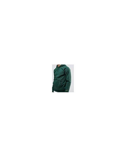 Худи Chase Зеленый Carhartt WIP                                                                                                              зелёный цвет