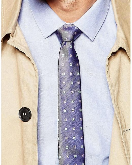 Jack Jones Party Tie Jack & Jones                                                                                                              синий цвет