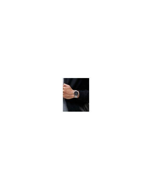 Классические Часы С Серебристым Сетчатым Ремешком И Braun                                                                                                              Серебряный цвет