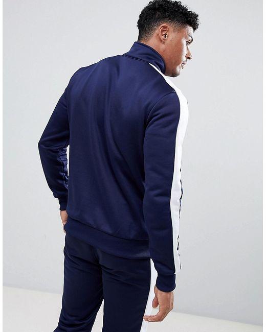 f0e83f9f629add Мужская Темно-Синяя Спортивная Куртка Archive T7 57265806 Puma 7105785