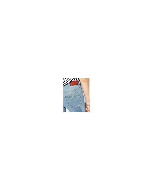 Супероблегающие Джинсы С Рваной Отделкой Lucy Lbd Noisy May                                                                                                              Lbd 32 цвет