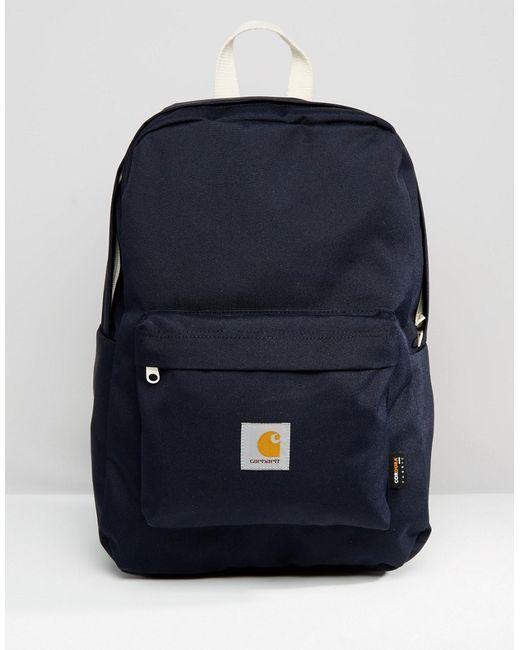 Рюкзак Темно-Синий Carhartt WIP                                                                                                              синий цвет