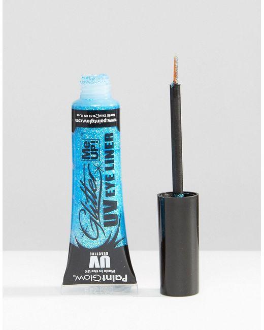 Uv Glitter Me Up Liquid Eyeliner Конфетно-Розовый PaintGlow                                                                                                              None цвет