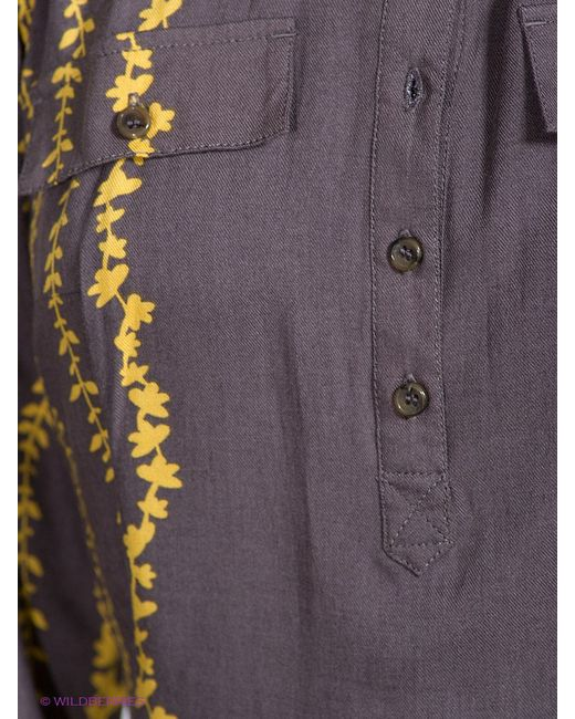 Блузки Finn Flare                                                                                                              желтый цвет