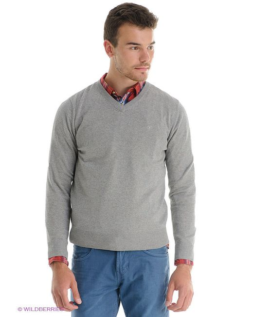 Пуловеры TOM TAILOR                                                                                                              None цвет
