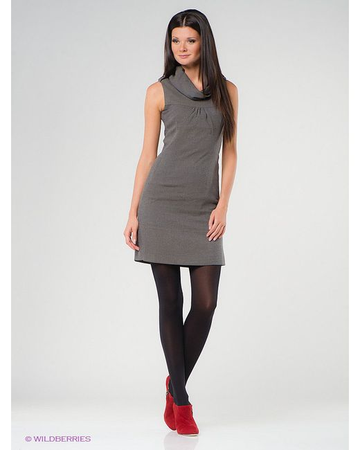Платья Viaggio                                                                                                              серый цвет