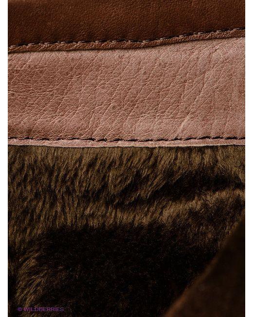 Сапоги Evita                                                                                                              коричневый цвет
