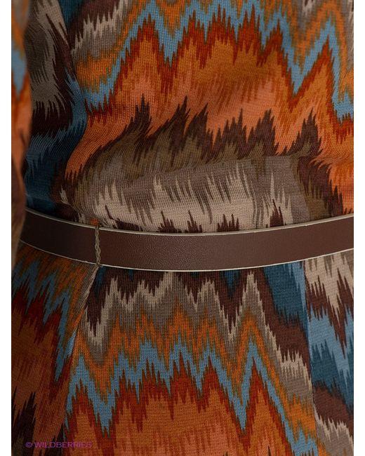 Платья Pura                                                                                                              коричневый цвет