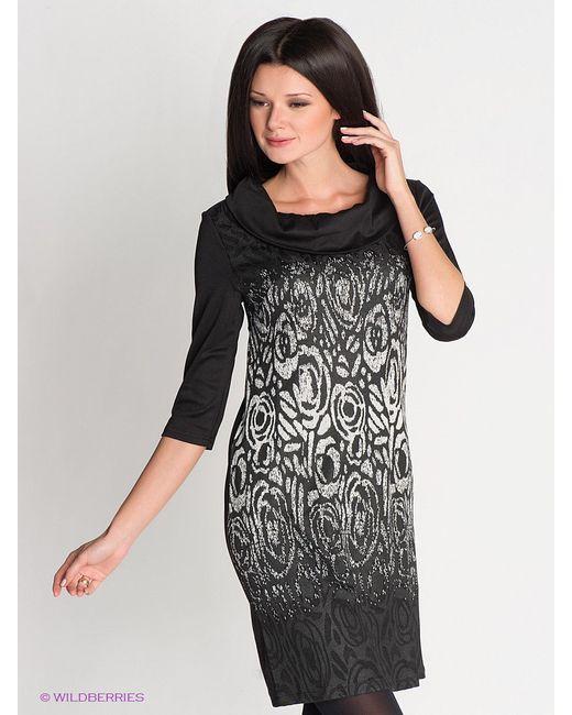 Платья Vis-a-Vis                                                                                                              чёрный цвет