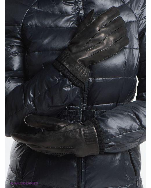 Перчатки Fabretti                                                                                                              чёрный цвет
