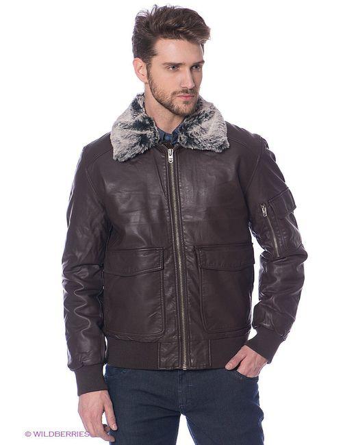 Куртки Sela                                                                                                              коричневый цвет