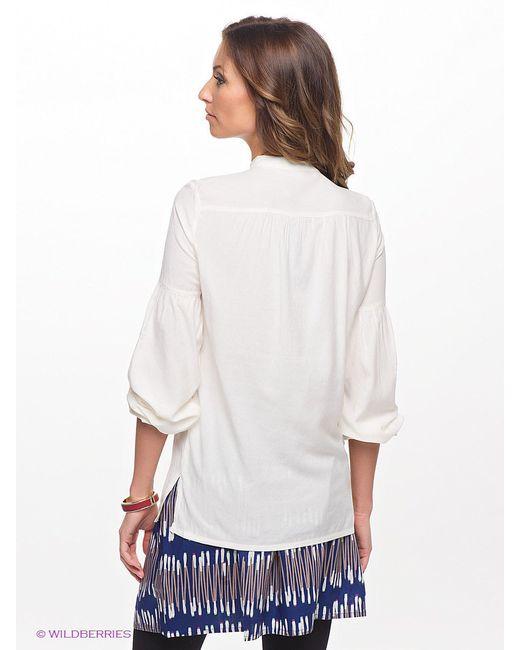 Блузки Incity                                                                                                              Молочный цвет