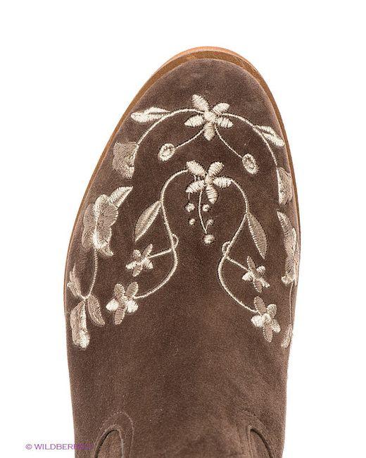 Полусапожки Calipso                                                                                                              серый цвет