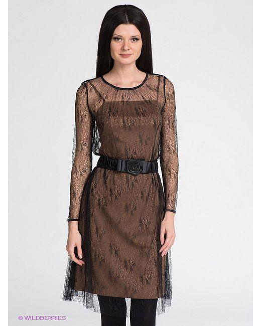 Платья Vaide                                                                                                              чёрный цвет
