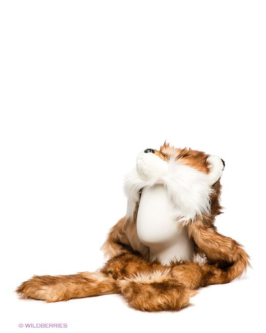 Шапки True Fur                                                                                                              белый цвет