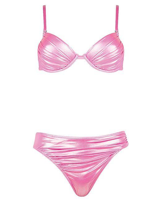 Бикини Lora Grig                                                                                                              розовый цвет