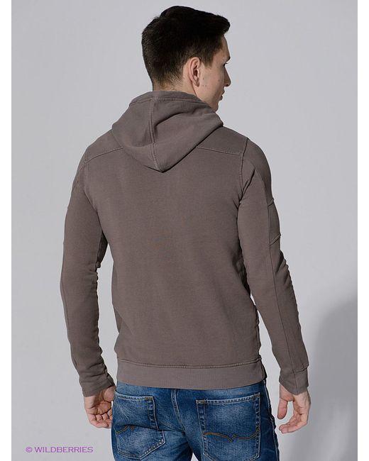 Свитшоты Primo Emporio                                                                                                              коричневый цвет