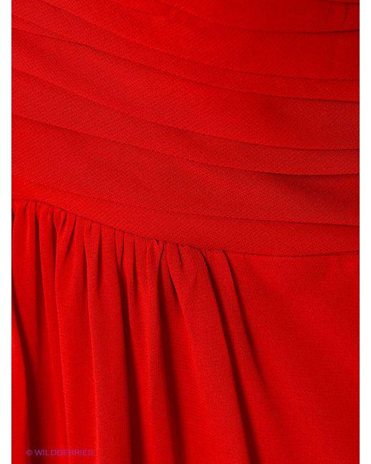 Платья BIRRIN                                                                                                              красный цвет