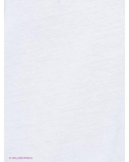 Футболки Only                                                                                                              белый цвет
