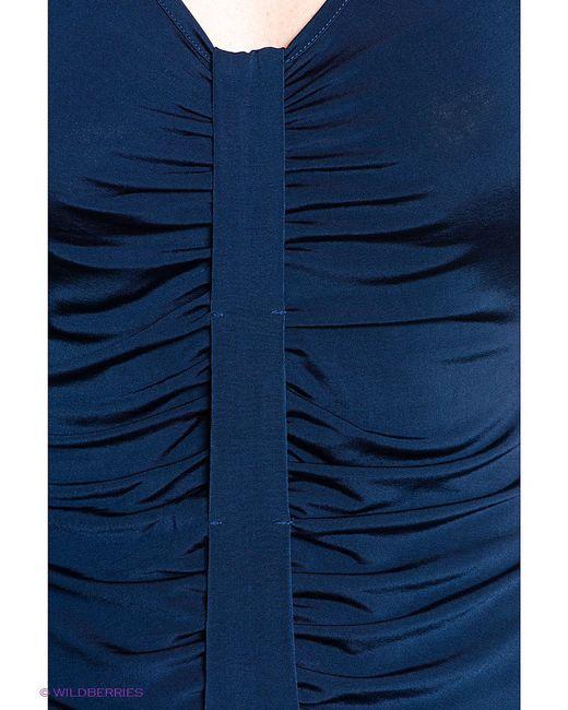 Кофточки Natali Silhouette                                                                                                              синий цвет