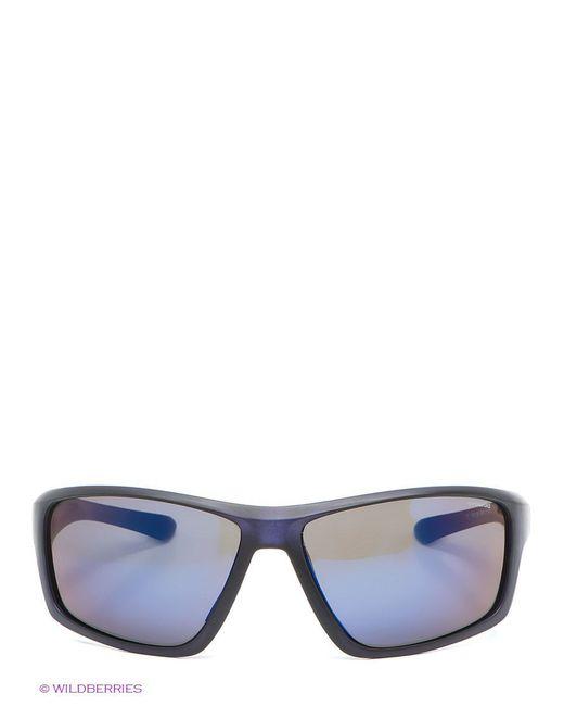 Солнцезащитные Очки Polaroid                                                                                                              синий цвет