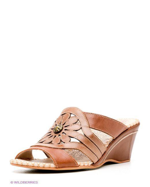 Сабо Baden                                                                                                              коричневый цвет