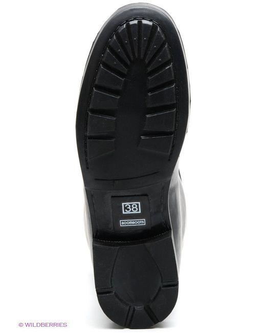 Резиновые Сапоги Boomboots                                                                                                              чёрный цвет