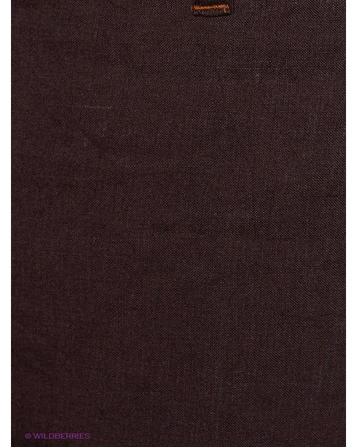 Брюки Alfred Muller                                                                                                              коричневый цвет