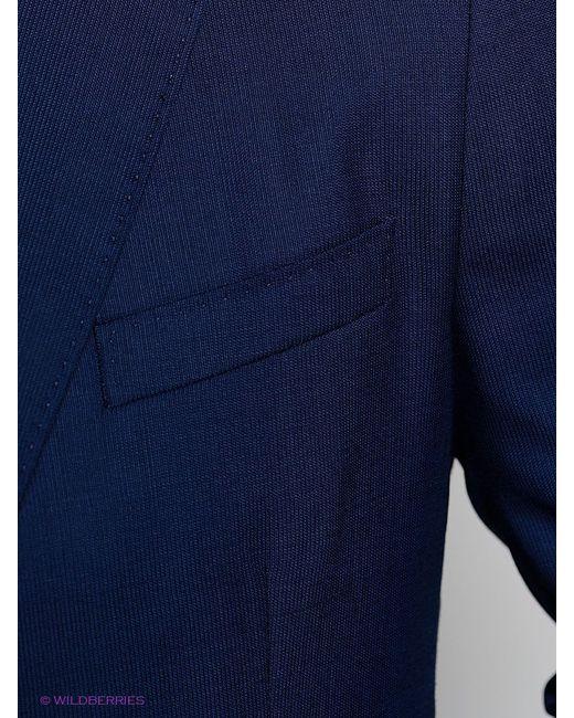 Пиджаки Gant                                                                                                              синий цвет