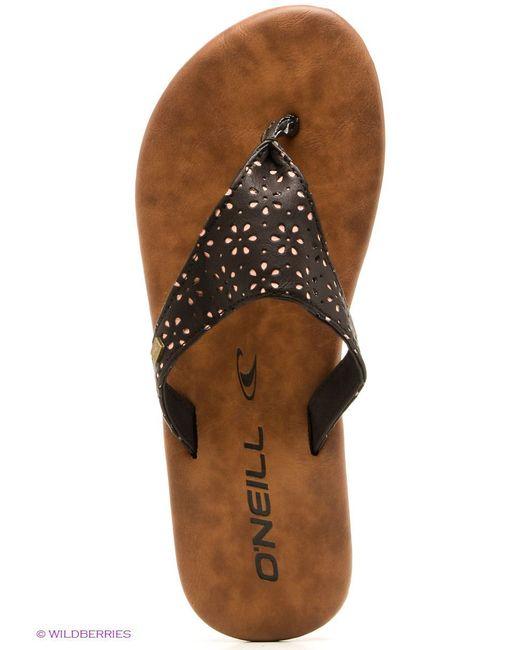 Пантолеты O'Neill                                                                                                              коричневый цвет