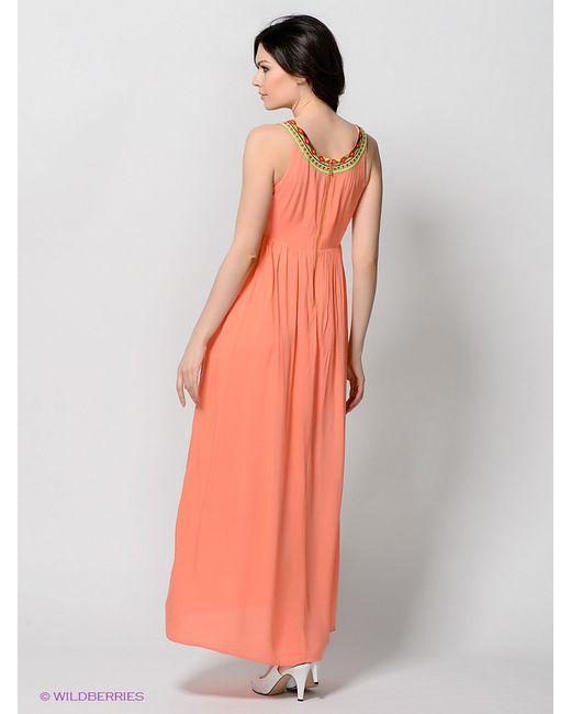 Платья Viaggio                                                                                                              желтый цвет