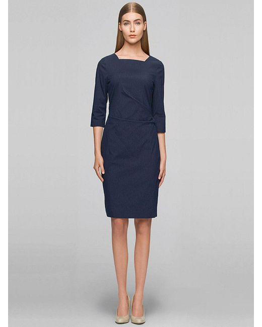 Платья Elegance                                                                                                              синий цвет